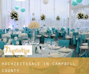 Hochzeitssäle in Campbell County