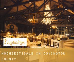 Hochzeitssäle in Covington County