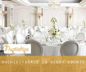 Hochzeitssäle in Henry County