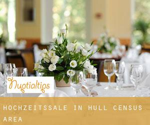 Hochzeitssäle in Hull (census area)