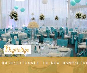 Hochzeitssäle in New Hampshire