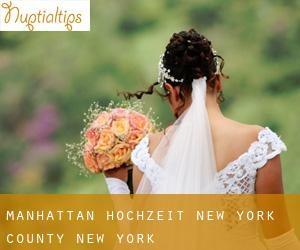 Manhattan hochzeit (New York County, New York)
