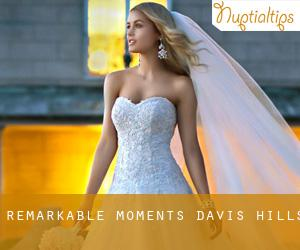 Remarkable Moments (Davis Hills)