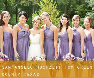 San Angelo hochzeit (Tom Green County, Texas)